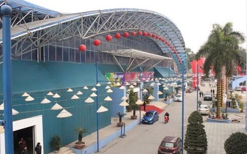 Vingroup góp gần 1.500 tỷ đồng mua Trung tâm Hội chợ Triển lãm Việt Nam