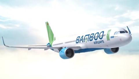 Bamboo Airways sẽ cất cánh vào 10-10-2018