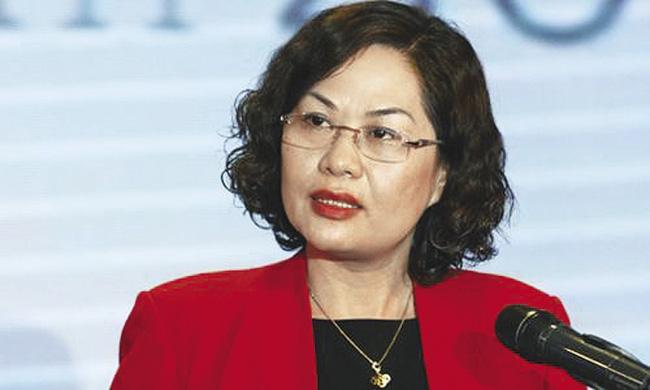 Phó Thống đốc NHNN, Nguyễn Thị Hồng