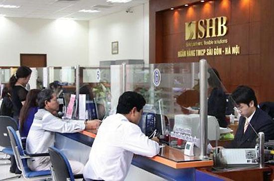SHB đạt 1.044 tỷ đồng lợi nhuận 6 tháng