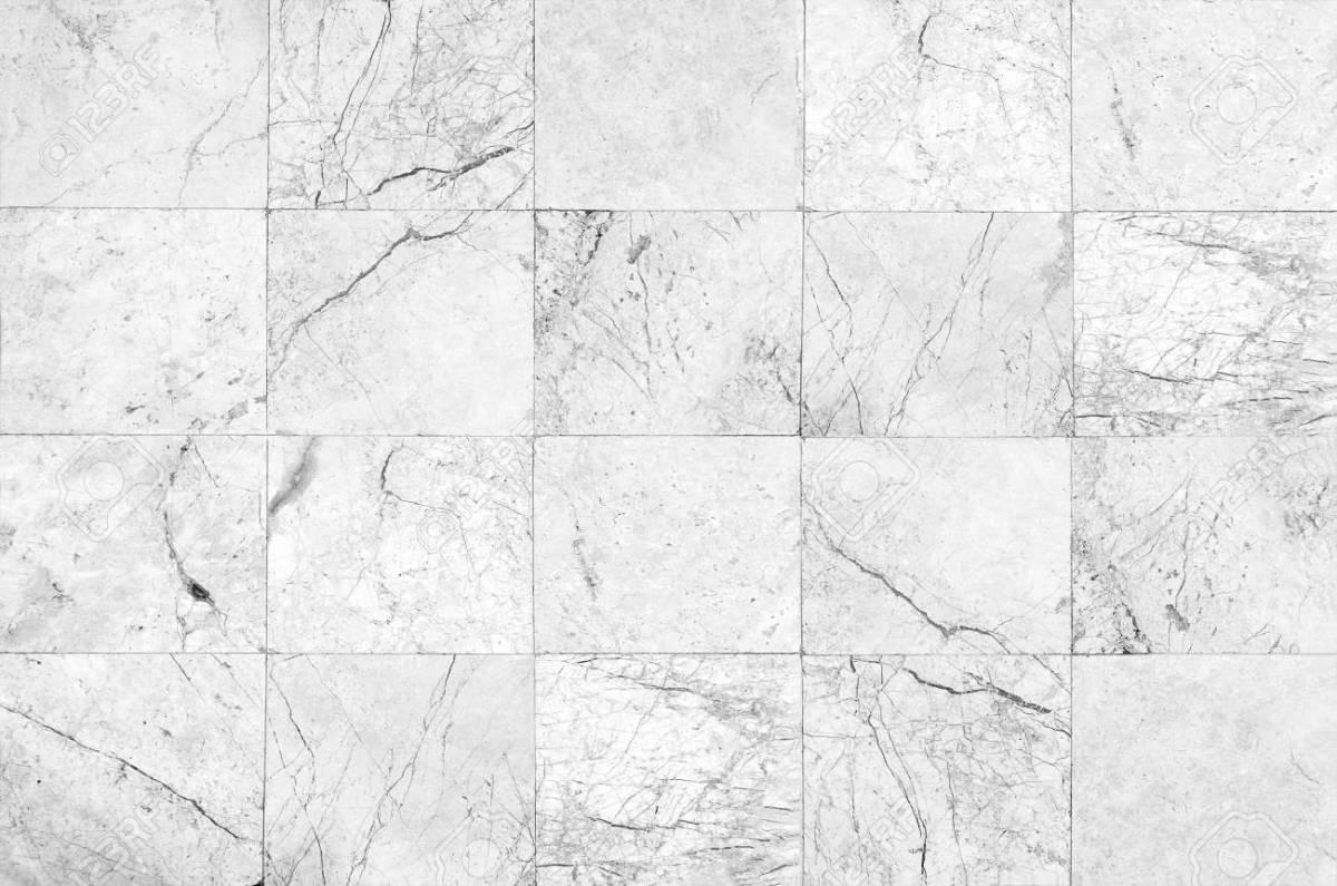 Một số mẫu gạch giả vân đá marble trắng