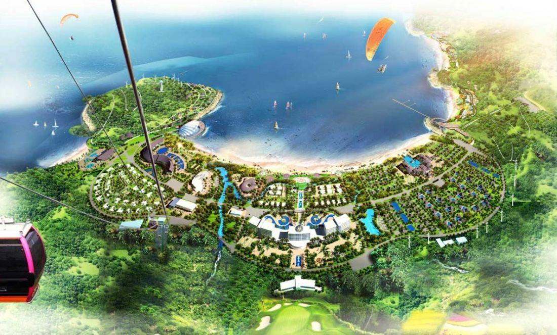 Khu du lịch nghỉ dưỡng Vinpearl Làng Vân Resort & Villas Đà Nẵng 1