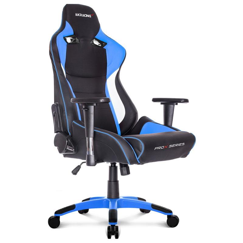 AKRACING ProX Gaming Stuhl Blau