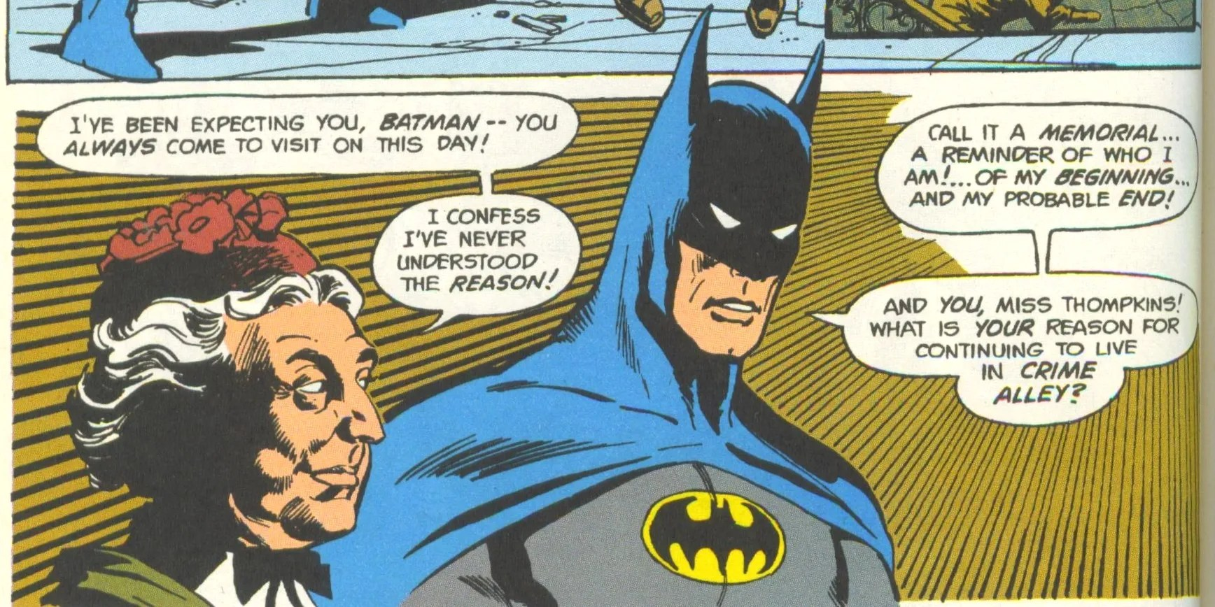 Becoming The Bat The History Of Batman S Many Origins