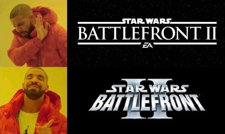Star Wars Battlefront Ii Daily Lol Pics
