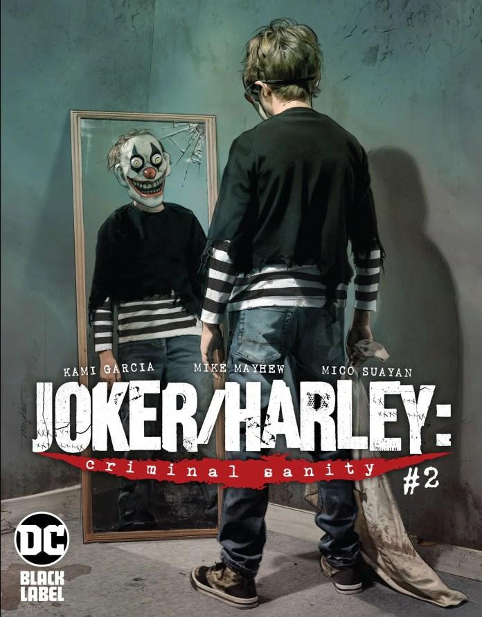 Joker Harley Quinn DC Comics Black Label