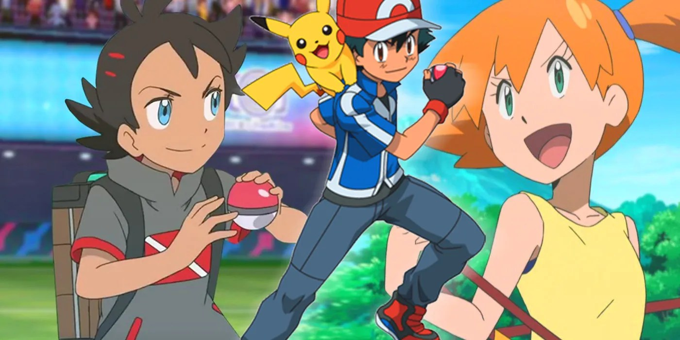 Pokemon 6 Characters Who Are Perfect To Replace Ash Ketchum
