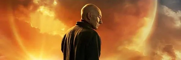 new star trek picard poster gives the