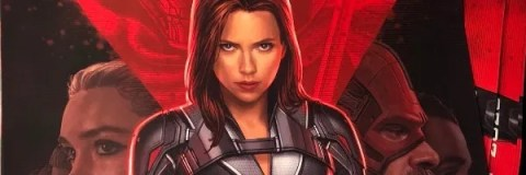 black widow poster revealed with first