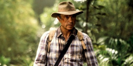Jurassic Park: Sam Neill Says He First Figured Out How To Play Alan In JP3