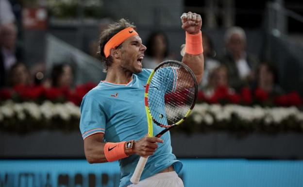 Nadal debuts against Chardy