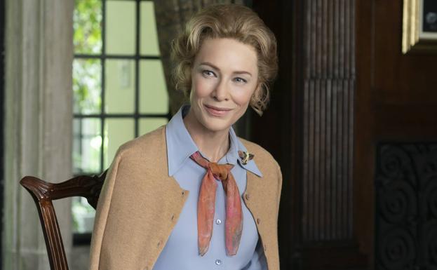 Cate Blanchett: «No me interesa contagiar mis ideas políticas a ...