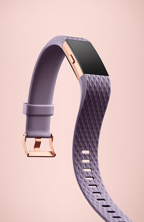 Fitbit Charge 2 Lookbook