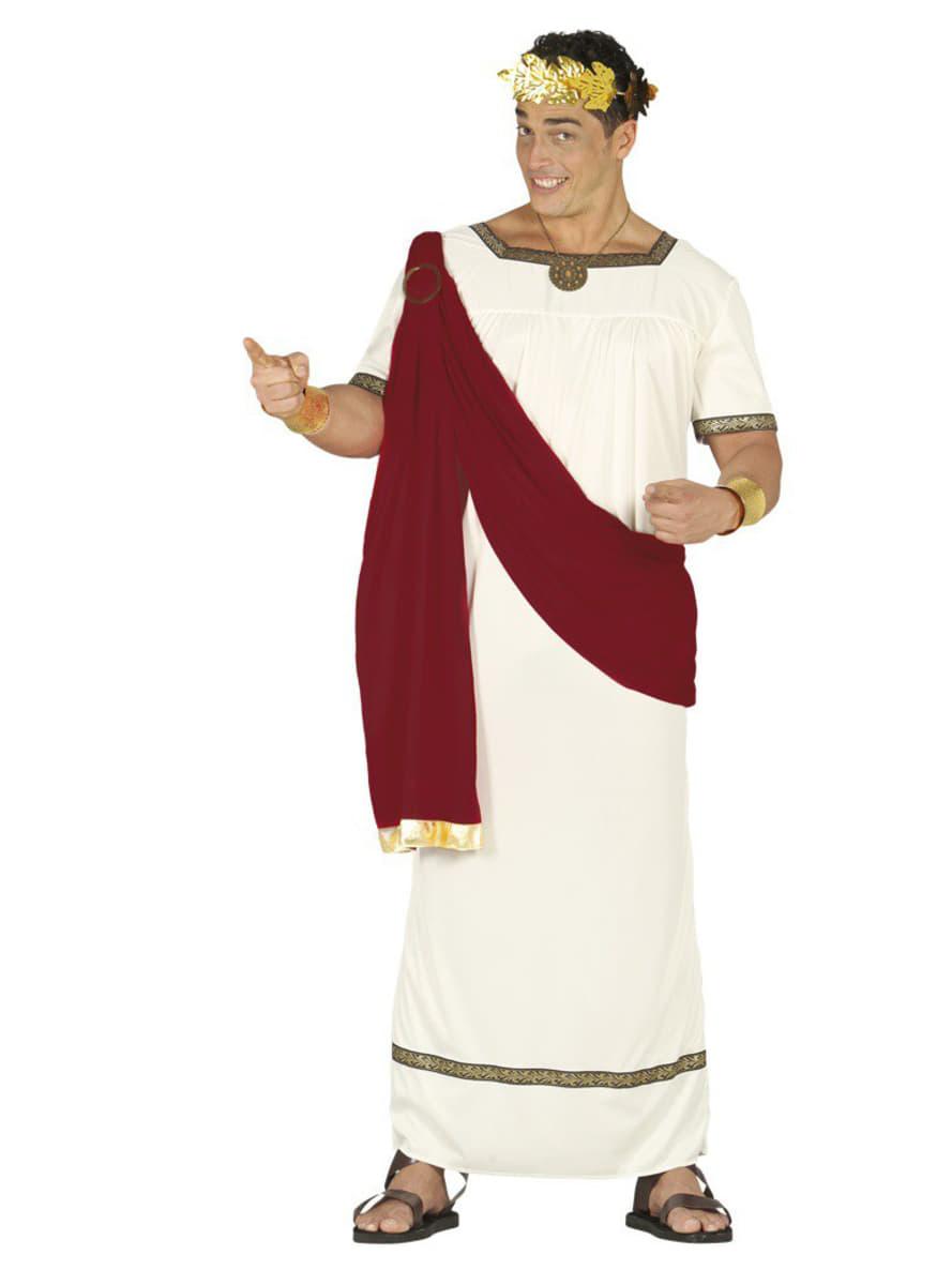 Mens Augustus Caesar Costume
