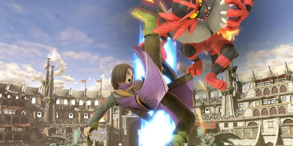 Super Smash Bros Ultimate DLC Roster Reportedly Leaked Entire Super