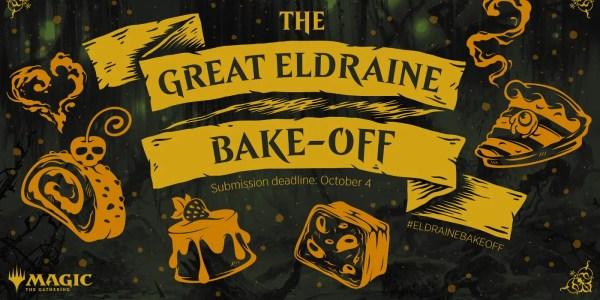 Magic: The Gathering Baking Competition Has Amazing Prizes