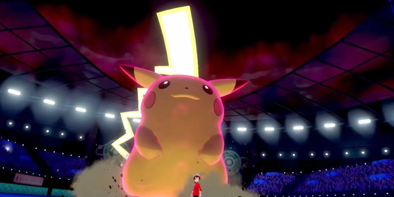 Pokemon Sword and Shield Giving Away Three Free Gigantamax Pokemon