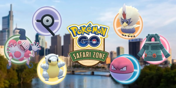 Pokemon GO Philadelphia Safari Zone Details Revealed