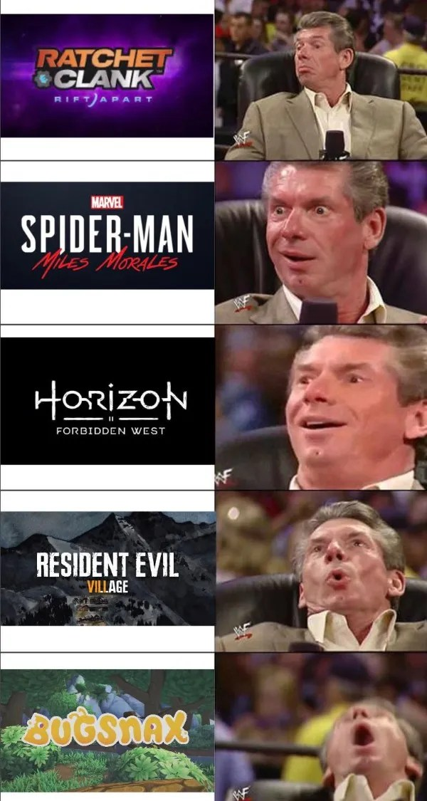 Ps5 Fans Are Creating Hilarious Memes Of The Console S Design