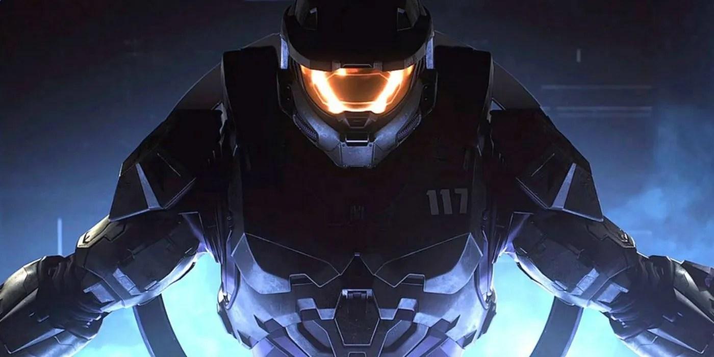 Halo Infinite : 343 Industries Reveals Halo Infinite Monarch Armor Coating ...