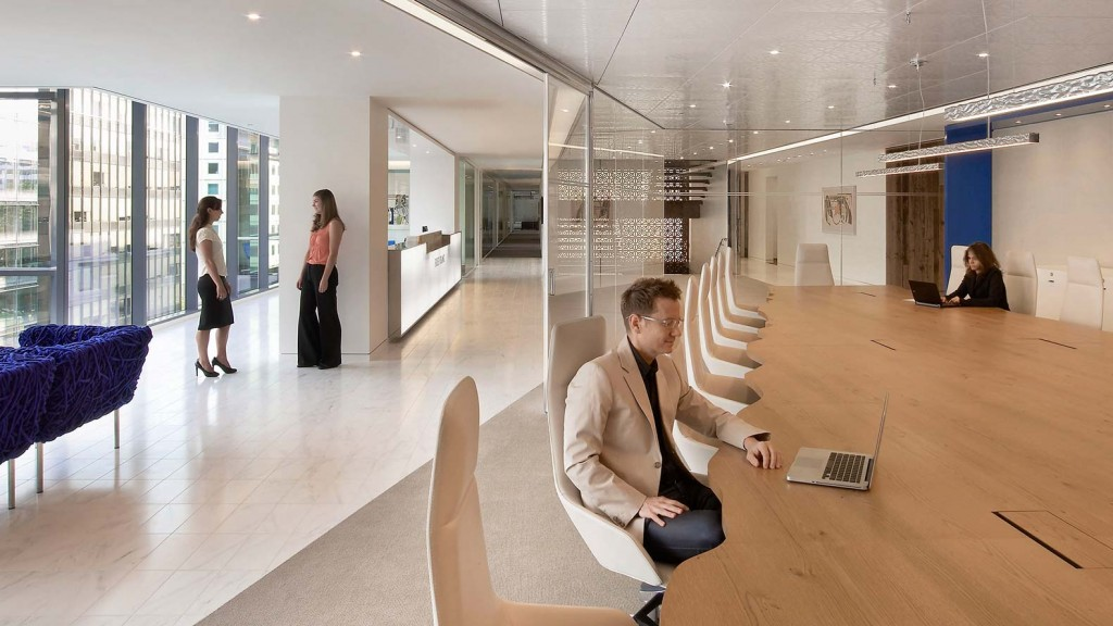 Trends In The Legal Workplace Gensler Research Institute
