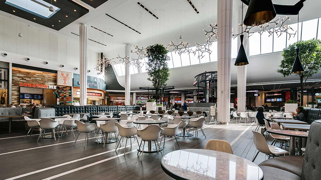 Westfield Montgomery Mall Projects Gensler