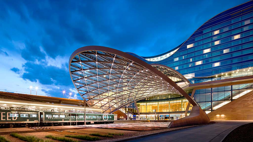 Westin Denver International Airport Earns First LEED