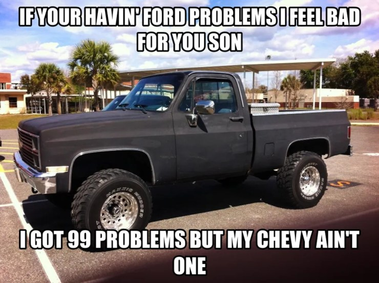 Chevy Jokes Pictures Google Search Chevy Jokes Truck Memes