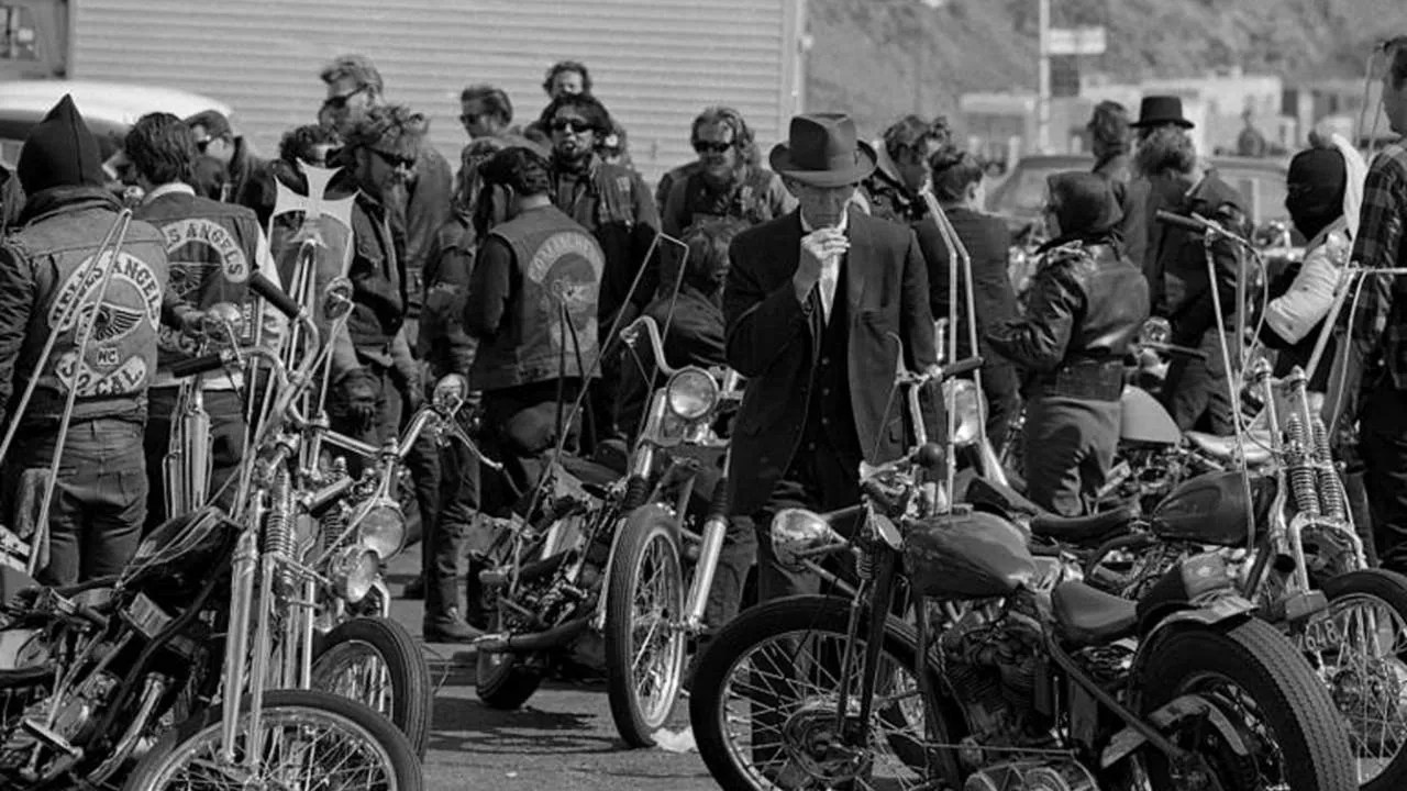 Why The Hells Angels ride Harley-Davidsons