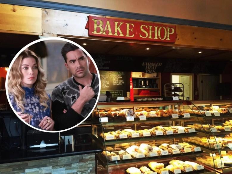 Schitt's Creek Annina's Bakery