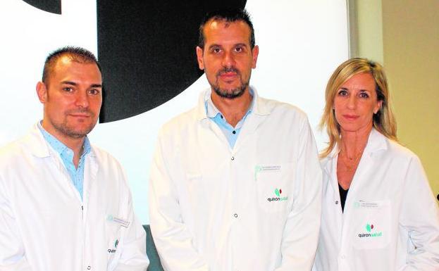 Quironsalud pone en marcha una unidad integral para tratar lesiones de mano y miembro superior