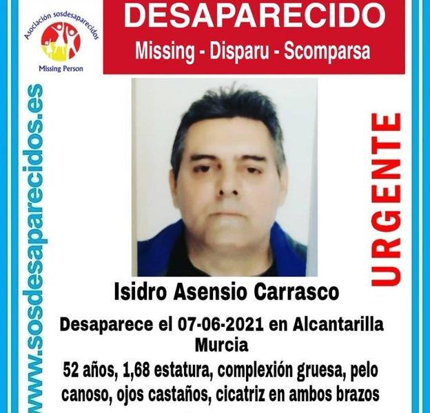 desaparecido k0FC U140660665072SoE