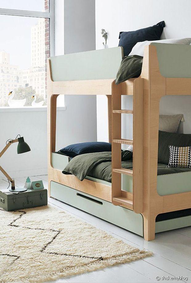integrer un lit superpose dans une