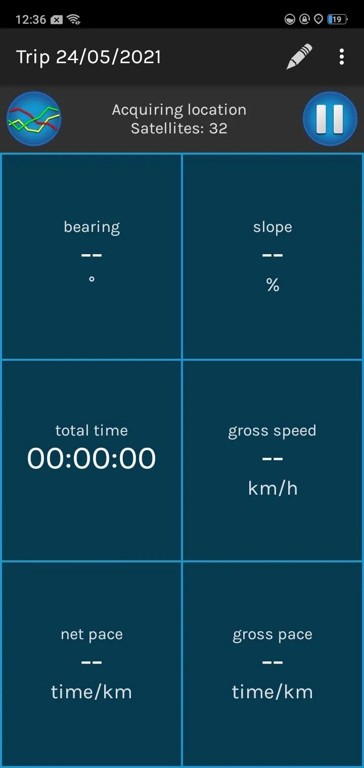 Homepage on Cycledroid