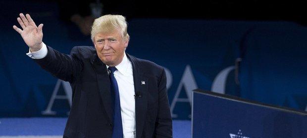 Znalezione obrazy dla zapytania Groźny Trump