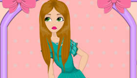 Barbie House Decoration And Dress Up Games Natural