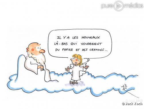 "Hommage à ""Charlie Hebdo"" de Jack Koch"