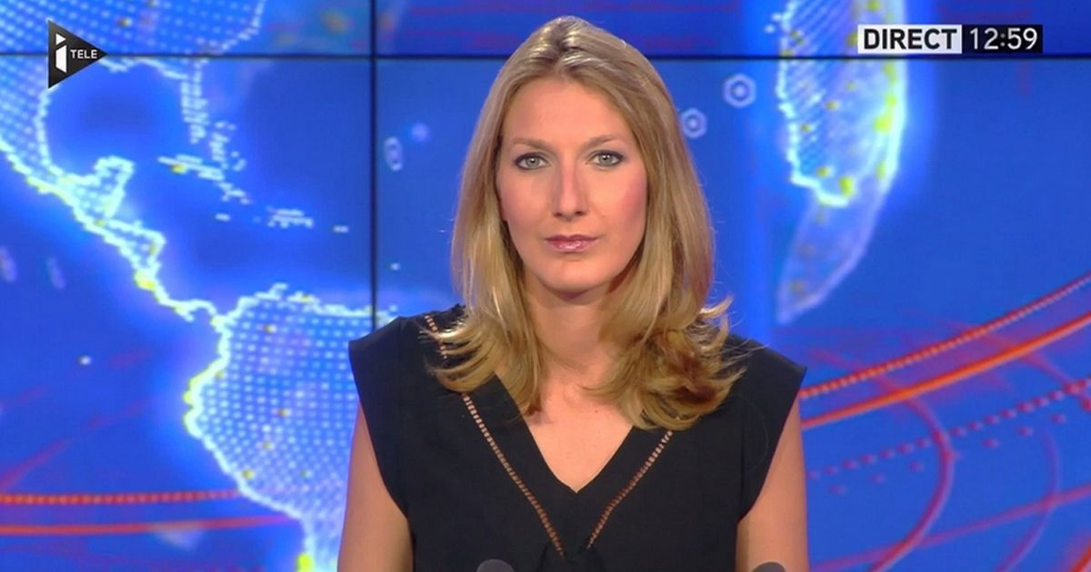 Amelie Carrouer Journaliste Presentatrice Photo Puremedias