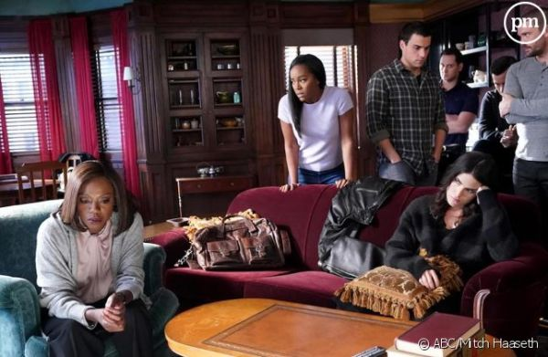 how to get away with a murder saison 6 vostfr # 10