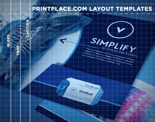 Presentation Folders Templates Free Download Printplace Com