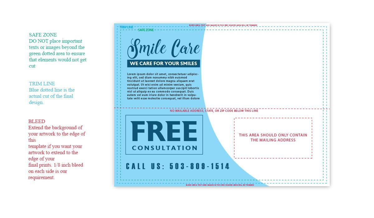 A Guide To Standard Postcard Sizes For Mailing PrintPlace