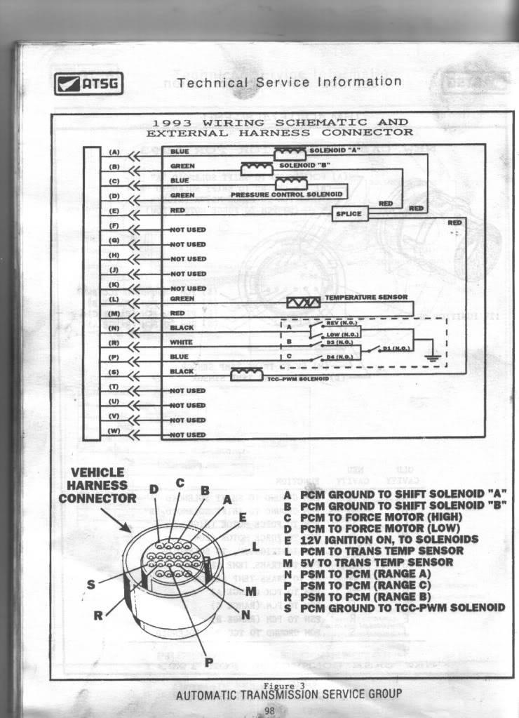 4l80e Torque Lockup Problem
