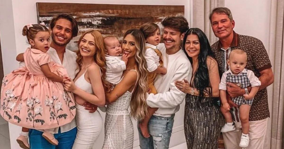 Pai de Saulo Poncio revela crise na família: 'Fui expulso' - Purepeople
