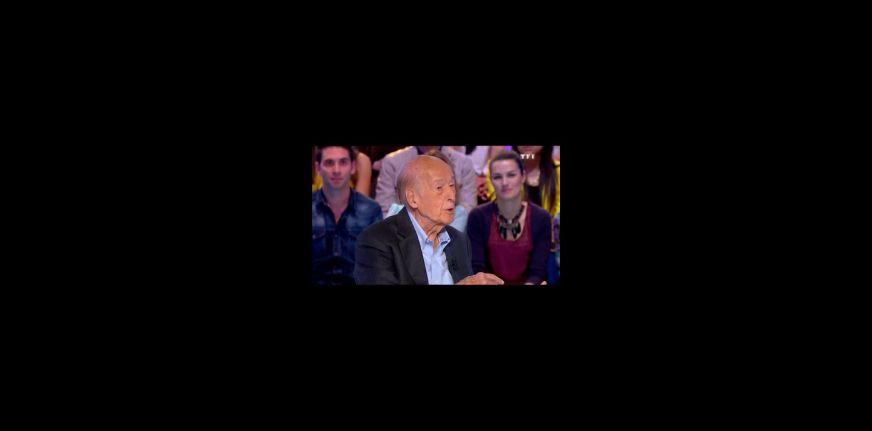 Valéry Giscard d'Estaing explique chez Arthur son ''Au ...