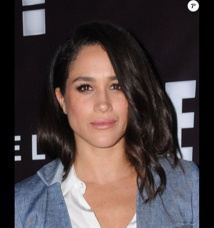 Meghan Markle à la soirée P.S. Arts à Hollywood, le 20 mai 2016