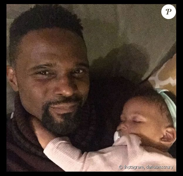 Darius Mccrary Gets Restraining Order Against Wife Daily Mail Online