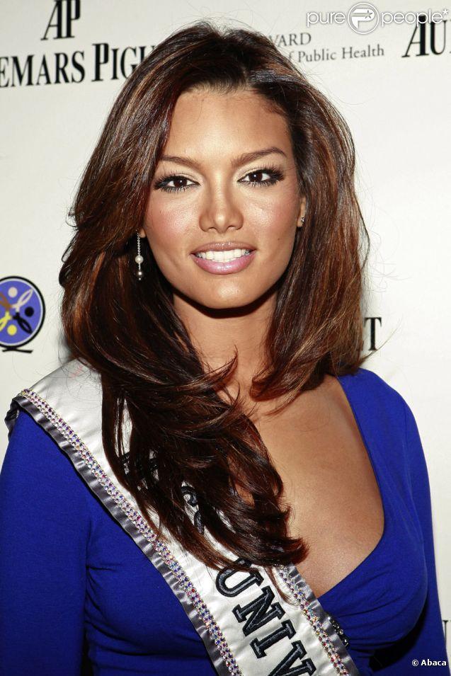Zuleyka Rivera Miss Univers 2006