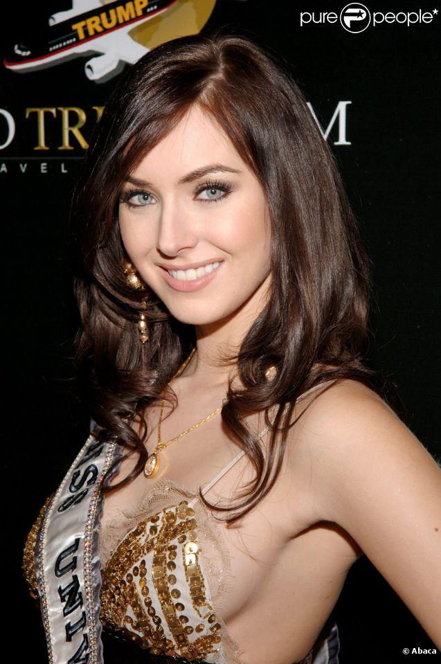 Natalie Glebova Miss Univers 2005 et Miss Canada