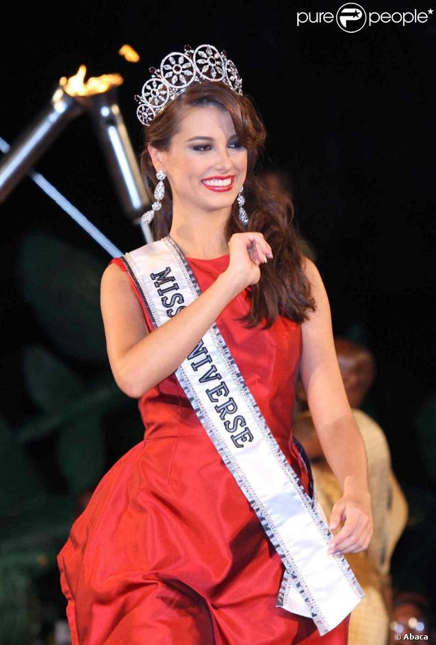 Stefania Fernandez Miss Univers 2009