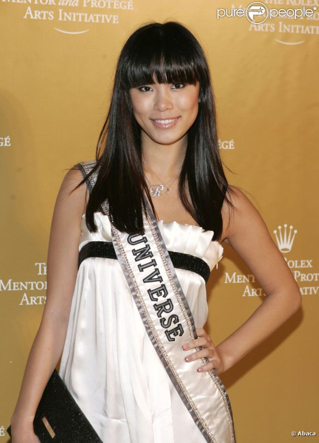 Riyo Mori Miss Univers 2007 et Miss Japon